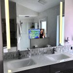 Pembroke Pines Backlit Mirror TV